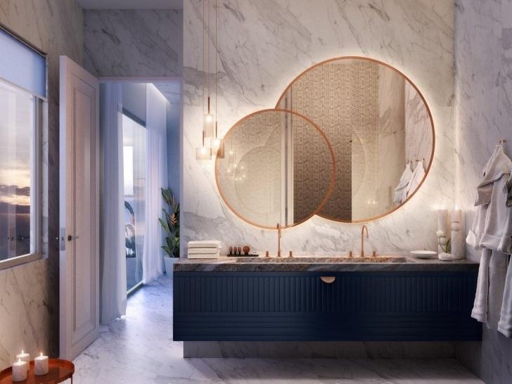 Badezimmerdekorationsideen Luxurytoilet Photo 216