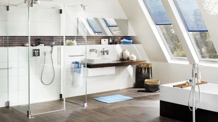 Weiße Badezimmer Fliesen Für Das Badezimmer Photo 237