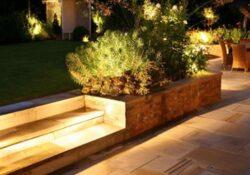Gartenbeleuchtung Ideen