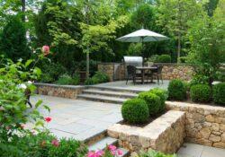 Große Garten-Design-Ideen